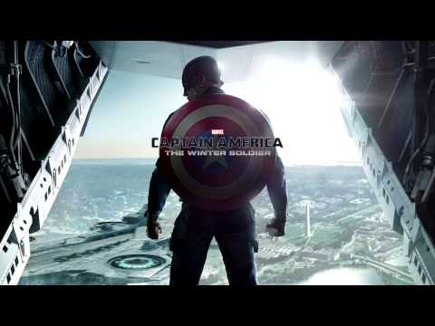 Really Slow Motion  Gender Captain America: The Winter Soldier  Trailer 2 Music