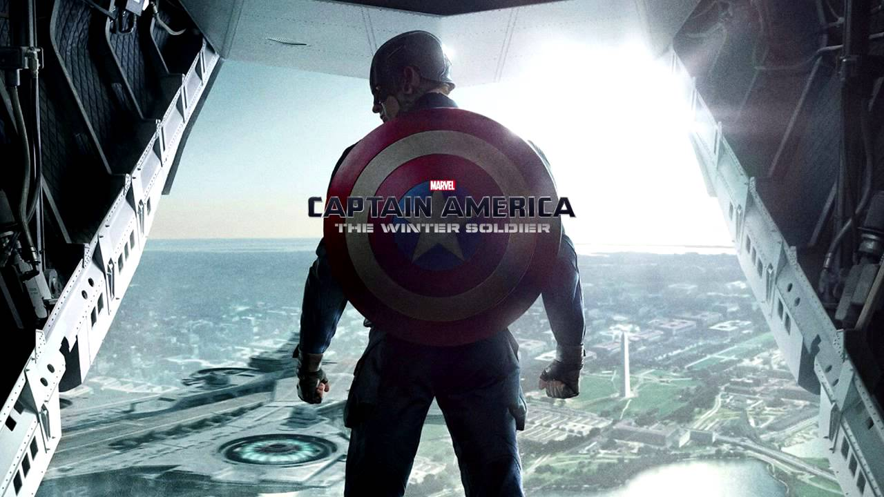 Really Slow Motion Gender Captain America The Winter Soldier Trailer 2 Music
