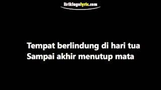 Indonesia Pusaka Lirik   Ismail Marzuki