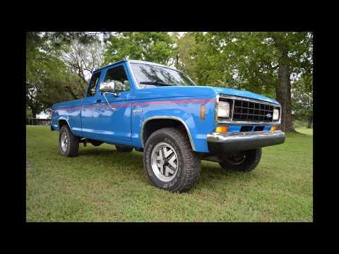 1988 Ford Ranger XLT 4X4
