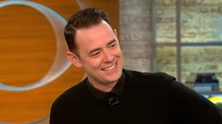 Colin Hanks on new comedy, his famous dad and step-mom