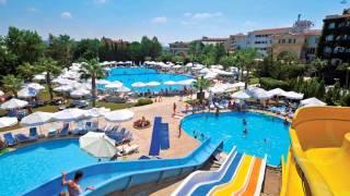 Отель Cesars Resort Side 5* (Турция, Сиде)(Отели Турции 5* - полный обзор. Cesars Resort Side Hotel & Annex находится в 6 км от Сиде и 70-ти от Анталии. Очень красивый..., 2014-05-12T10:55:12.000Z)