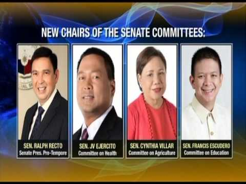 Pacquiao knocks LP out of Senate committee chairmanships, president pro-tempore post