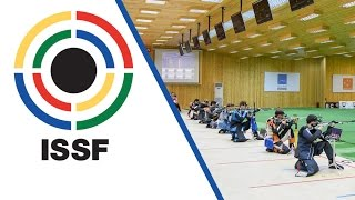 50m Rifle 3 Positions Men Junior Final - 2016 ISSF R/P/S Junior World Cup in Gabala (AZE)