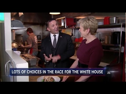 Muscle Maker Grill Founder Rod Silva on NBC Nightly News