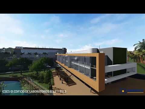 Gorgas Campus Visualization