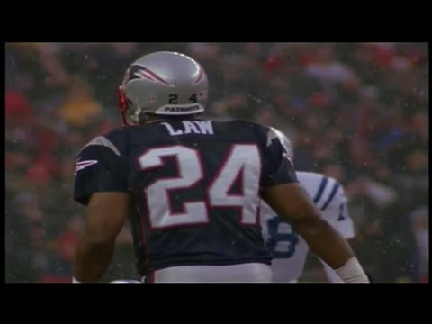 Best of Ty Law | Patriot Hall of Famer | Career Highlights