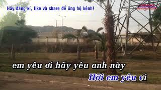 Karaoke Người Tình MiYahee - Vũ Hà - Thể Loại Nhạc Trẻ