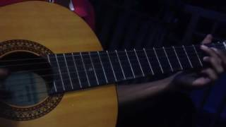 TURUN NAIK CHALLENGE acoustic gitar By : vicky boger