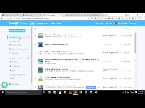 From $0 to $1 Million in Travel Sales in 1 Year (Part 3: Using Travefy software)