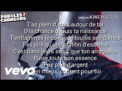 H Magnum Pourquoi tu m'en veux ft Maitre Gims (Paroles+audio)
