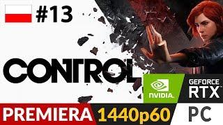 Control PL ☎️ #13 (odc.13)  Grzyby i worki kolegów   Gameplay po polsku