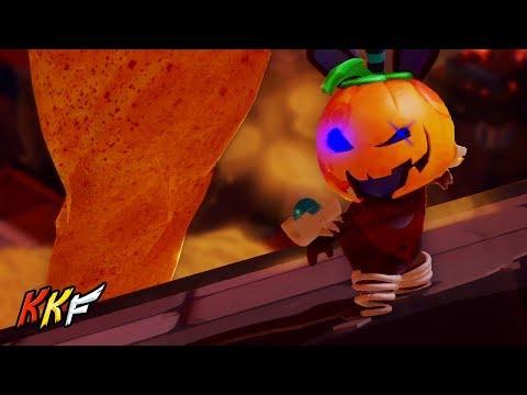 Lava Pit-Challenge 9: Uphill Battle - Mario + Rabbids Kingdom Battle