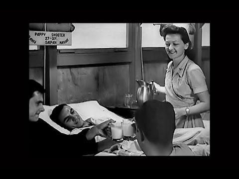 The U.S. Army Nurse in World War 2 - 1944