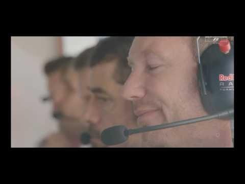 Interview Red Bull team Post  Hungary F1 2017