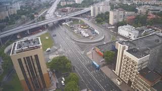 Москва - Нижегородская улица - веб камера 01.07.2020, 01:55