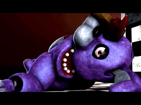 FNAF SFM Song: Detrace - Overload (Five Nights At Freddy's Animation)