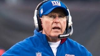 Tom Coughlin Resigns as Head Coach of the New York Giants! Who will they hire next?