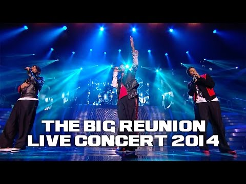3T  I NEED YOU THE BIG REUNION  CONCERT 2014