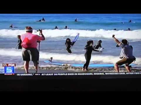 Surf Dog Ricochet Howliday Drive - Fox 5 coverage