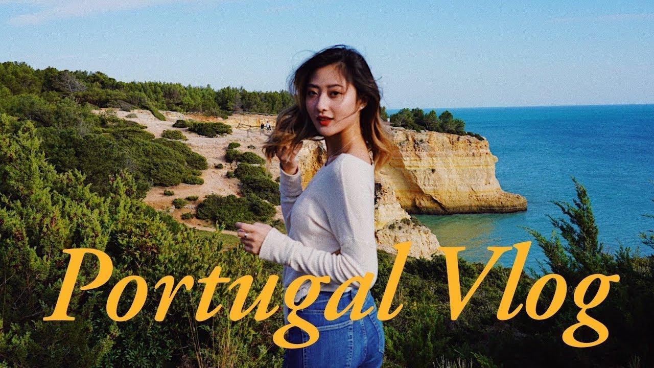 葡萄牙旅行VLOG | 海鲜天堂 世界最美海滩之一