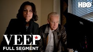 Julia Louis-Dreyfus & V.P. Joe Biden | White House Correspondents