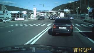 В Сочи жить весело! Авто прикол! погоня полиции