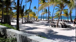 Пляж Доминиканы, отель Barselo Bavaro beach(, 2014-05-01T09:33:46.000Z)