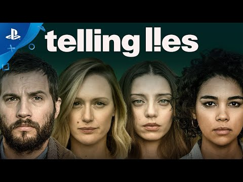 Telling Lies - Release Date Trailer | PS4