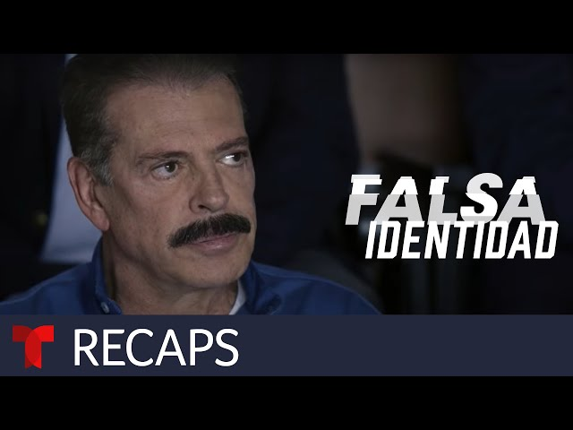 Falsa Identidad | Recap (12/14/2018) | Telemundo Novelas