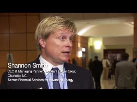 What CEOs are Saying About Advanced Energy: Shannon Smith, Abundant Power Group