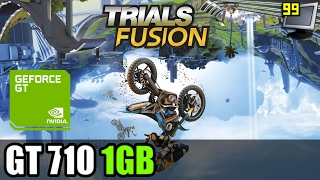 Trials Fusion on GeForce GT 710 - Can It Run?