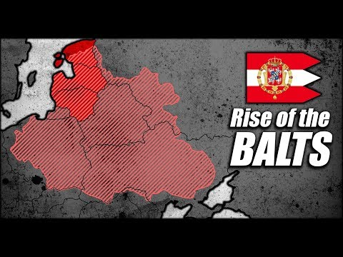 The Rise and Fall of the Balts: Estonians, Latvians and Lithuanians
