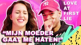 KANDIDAAT heeft STIEKEM een DRUGS VERSLAVING | Love at First Lie - CONCENTRATE VELVET