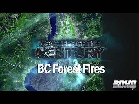 BC Forest Fires