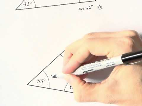 Euclidean Geometry 2/4: Triangle and quadrilateral theorems