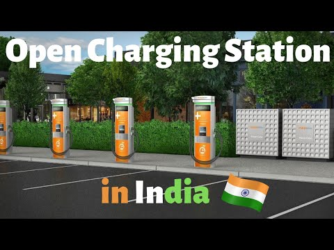How To Open Charging Station in India 🇮🇳⚡⚡