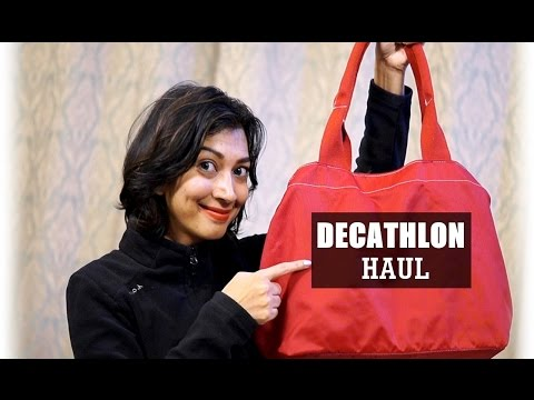 Decathlon Haul - Winter Clothes | Indian Youtuber