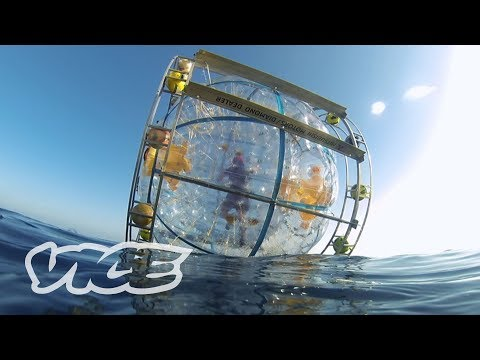 Florida Man Runs to Bermuda in a Giant Bubble | WTFLORIDA