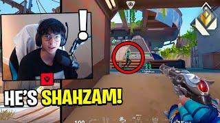 Tenz Vs Shahzam Finąlly Happens In A Radiant Game Of Valorant | Tenz Valorant