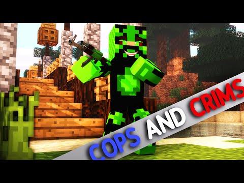 COPS AND CRIMS! Mini-Game - STREAK DE 14 NA AK-100