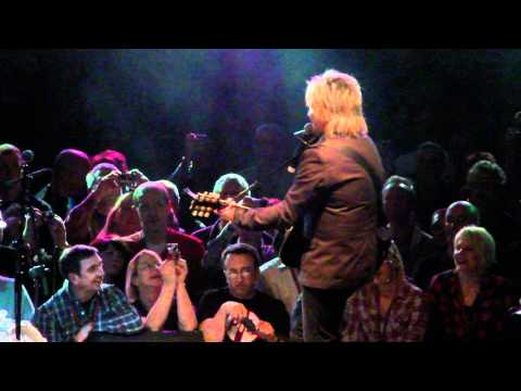 Mike Peters - Father to Son @ The Gathering 28/01/11
