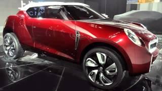 MG Icon Concept 2012 Videos