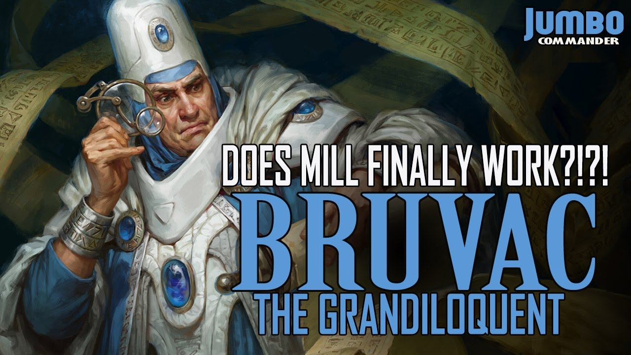 Does BRUVAC make MILL finally work in EDH?