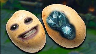 Kartoffel Karthus | Karthus Midlane [edit. Gameplay]