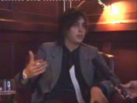 Julian Casablancas - Interview (Part 1)