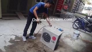 Máy rửa xe oshima Os 1100