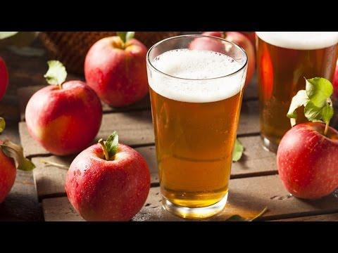 Как из яблок сделать яблочное вино 678
