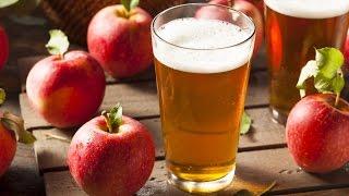 Яблочный сидр из концентрированного сока