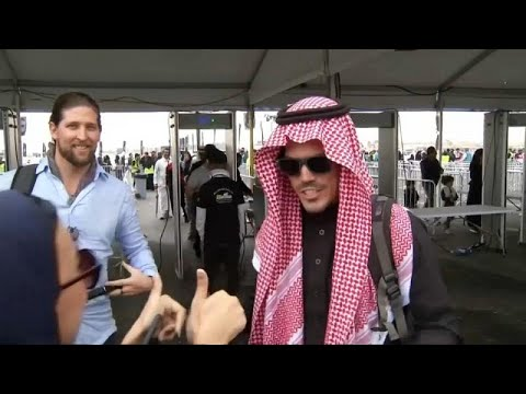 شاهد: سواح أجانب في السعودية وسباق للسيارات وحفلات موسيقية ونشاطات ترفيهية أخرى …  - نشر قبل 22 دقيقة
